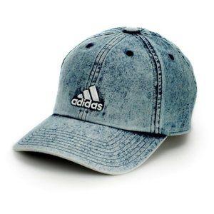 NEW adidas Denim Saturday Plus Cap Baseball Hat